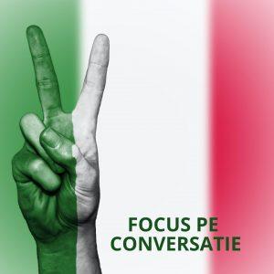 Curs Italiana B2.2 Intermediar, Weekend, 12.09.2020